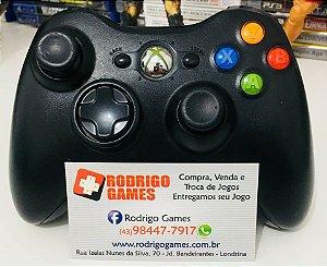 Controle - Xbox 360 ( USADO )