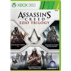 Assassins Creed: Ezio Trilogy - Xbox 360 ( USADO )