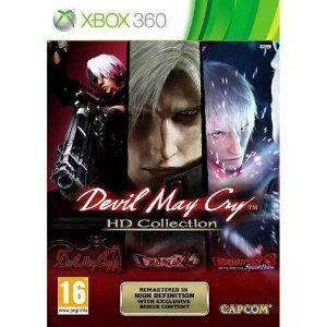 Devil May Cry Hd Collection - Xbox 360 ( USADO )