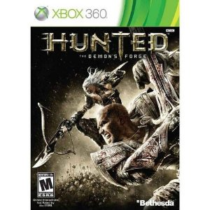 Hunted The Demons Forge - Xbox 360 ( USADO )