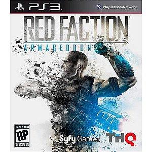 Red Faction: Armageddon - PS3 ( USADO )