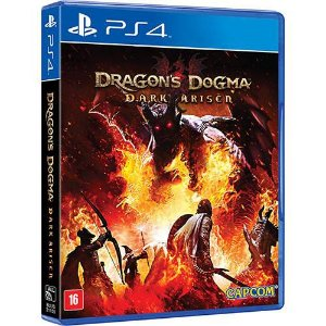 Dragon's Dogma Dark Arisen - PS4 ( USADO )
