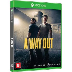 A Way Out - XBOX ONE ( NOVO )