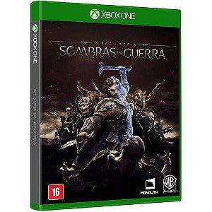 Terra Media Sombras Da Guerra - Xbox One ( USADO )