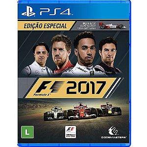 Fórmula 1 2017 - PS4 ( USADO )
