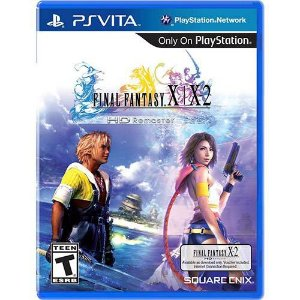 Final Fantasy X/X2 HD Remaster - PS Vita ( USADO )