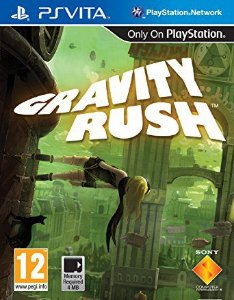 Gravity Rush - PS Vita ( USADO )