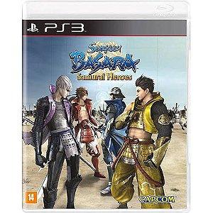 Sengoku Basara - PS3 ( USADO )