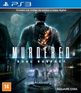 Murdered - Soul Suspect - PS3 ( USADO )