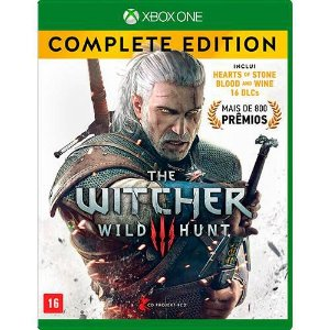 The Witcher 3 Wild Hunt: Edição Completa - Xbox One ( NOVO )