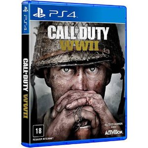 Call Of Duty: WWII - PS4  ( USADO )