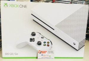 Xbox One S 500GB ( USADO )