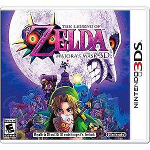 The Legend Of Zelda: Majoras Mask 3d - 3DS ( USADO )
