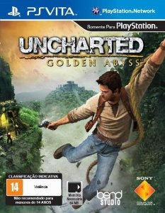 Uncharted Golden Abyss - Ps Vita ( USADO )