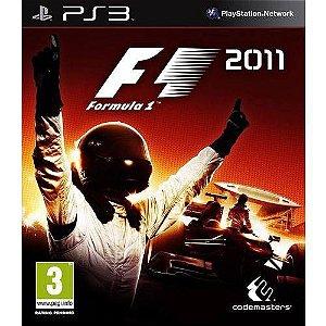 Formula 1 2011 - PS3 ( USADO )