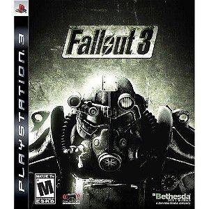 Fallout 3 - PS3 ( USADO )