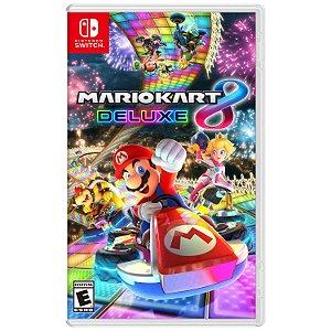 Mario Kart 8 Deluxe - Nintendo Switch ( USADO )