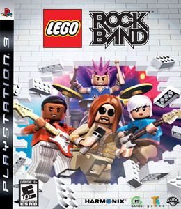 LEGO Rock Band - PS3 ( USADO )