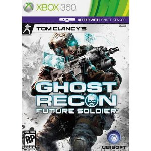 Tom Clancy'S Ghost Recon: Future Soldier - Xbox 360 ( USADO )