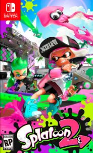 Splatoon 2 - Nintendo Switch ( USADO )