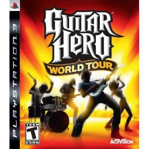 Guitar Hero World Tour - Ps3 ( USADO )