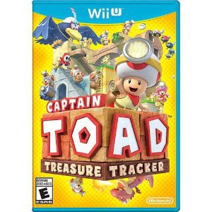 Captain Toad Treasure Tracker - Wii U ( USADO )