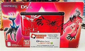 Console - Nintendo 3DS XL ( USADO )
