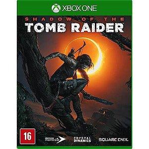 Shadow Of The Tomb Raider - XBOX ONE ( USADO )