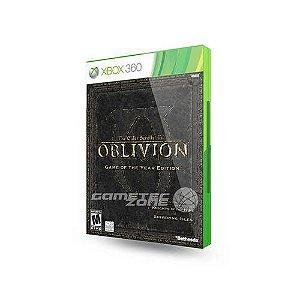 The Elder Scrolls Iv Oblivion - Xbox 360 ( USADO )