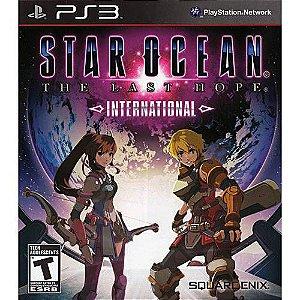 Star Ocean: The Last Hope International - PS3 ( USADO )