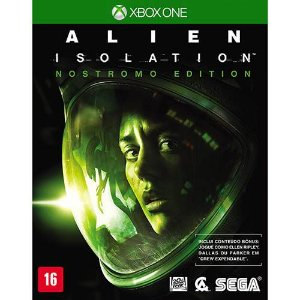 Alien Isolation - Nostromo Edition - XBOX ONE ( USADO )