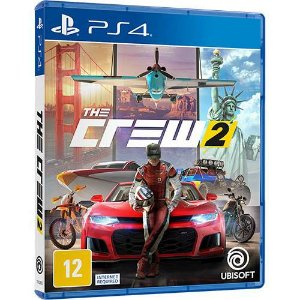 The Crew 2 - PS4 ( USADO )