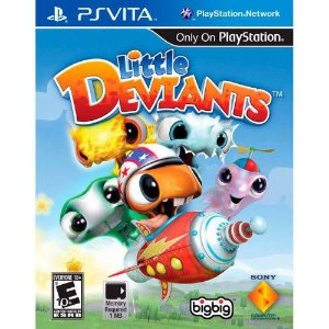 Little Deviants - PS Vita ( USADO )