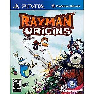 Rayman Origins - PS Vita ( USADO )