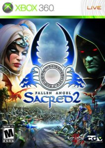 Sacred 2 Fallen Angel - Xbox 360 ( USADO )
