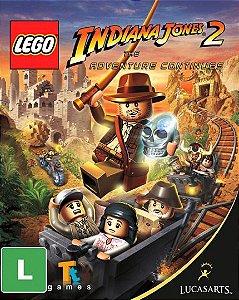 Lego Indiana Jones 2: The Adventure Continues - PS3 ( USADO )
