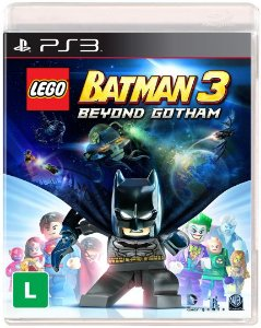 Lego Batman 3 - Beyond Gotham - PS3 ( USADO )