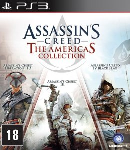Assassins Creed The Americas Collection - PS3 ( USADO )