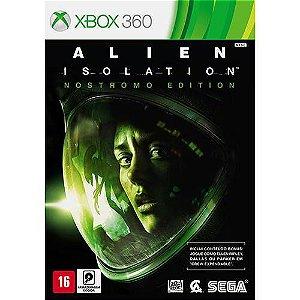Alien Isolation - Nostromo Edition - XBOX 360 ( USADO )