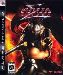 Ninja Gaiden Sigma - PS3 ( USADO )