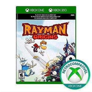 Rayman Origins - Xbox One e XBOX 360 ( NOVO )