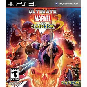 Ultimate Marvel Vs Capcom 3 - Ps3 ( USADO )