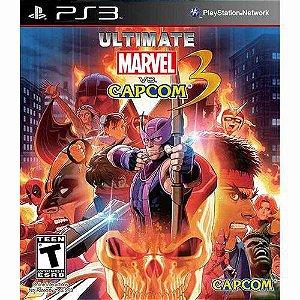 Ultimate Marvel Vs Capcom 3 - Ps3 ( USADO )