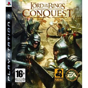 The Lord Of The Rings: Conquest - PS3 ( USADO )