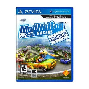 ModNation Racers: Road Trip - PS Vita ( USADO )