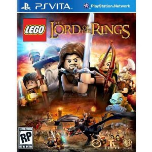 Lego Lord Of The Rings - Ps vita ( USADO )