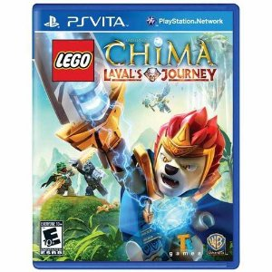 Lego Chima Laval´S Journey - Ps vita ( USADO )