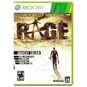 Rage: Anarchy Edition - Xbox 360 ( USADO )