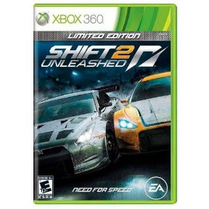 Need For Speed: Shift 2 Unleashed - Xbox 360 ( USADO )