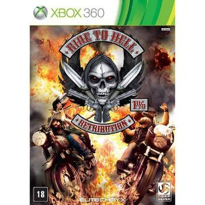 Ride To Hell: Retribution - XBOX 360 ( USADO )